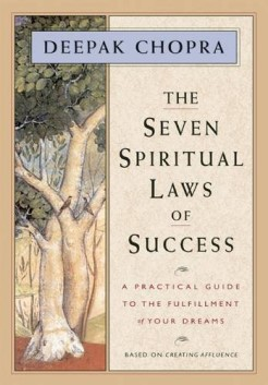 The seven spitritual laws of success
